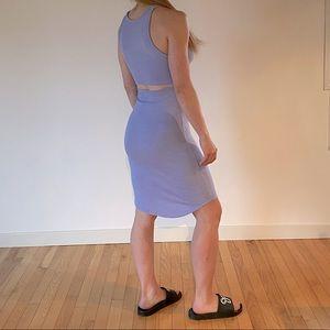 2/$50👗Wilfred Free Yasmin Dress Blue S